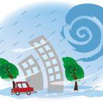 台風の避難は勧告が出る前に行動を!持ち物や場所を把握しておこう!